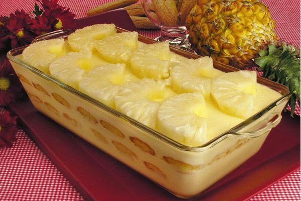 Photo of Cassata de Abacaxi, a sobremesa dos sonhos