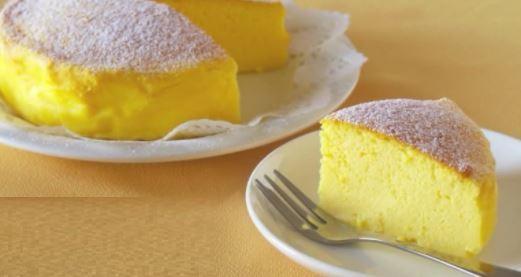 Photo of Receita de bolo japonês de apenas 3 ingredientes – derrete na boca!