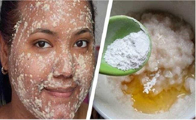 Photo of Esta máscara caseira suaviza manchas de pele em apenas 30 minutos