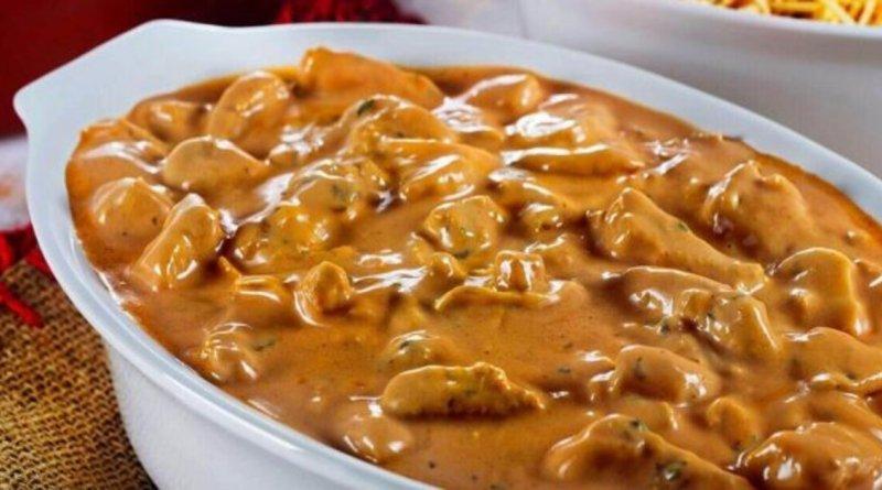 Photo of Strogonoff de carne cremoso – Fácil de fazer e delicioso