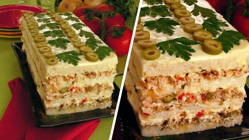 Photo of Torta fria de frango – Receita maravilhosa